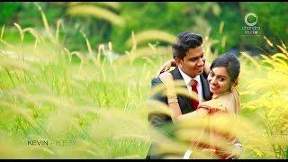 The Best Kerala Christian Wedding of Kevin + Blessy by Chandra Studio, Thiruvalla