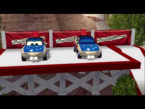 Disney Pixar Cars O Rama™ Xbox 360 Mater Crater
