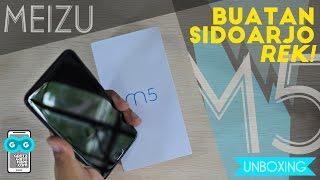 Buatan Sidoarjo! Unboxing Meizu M5 Indonesia + Hands-on & First Impression! Garansi Resmi Euy!