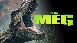 Quickie: Jurassic World: Fallen Kingdom Trailer (The Meg Style)