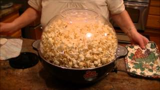 Product Review-West Bend Stir Crazy Popcorn Popper