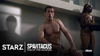 Spartacus | War of the Damned - The Romans | STARZ