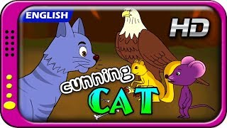 The Cunning Cat - Moral Story for kids in English