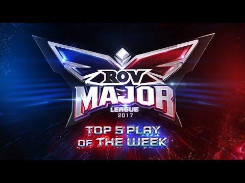 Top5 Play of the Week (Week 2)