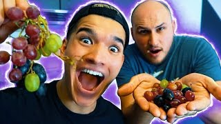 WARNING: Do Not MICROWAVE Grapes! ft. CrazyRussianHacker
