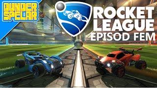 Rocket League med DunderSpelar - Ep 5 - MULTICAM
