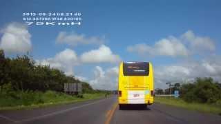 VIAGEM DE CARRO NORDESTE /SP( BR-101 X BR-324, FEIRA DE SANTANA-BA E SALVADOR-BA)10 PARTE!!