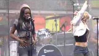 Sugababes-Push The Button (Live at Sportschau 16th Mai.2006)