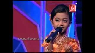 Little Star Season 05 - Savindi Senaliya | 12-01-2012 Song 01