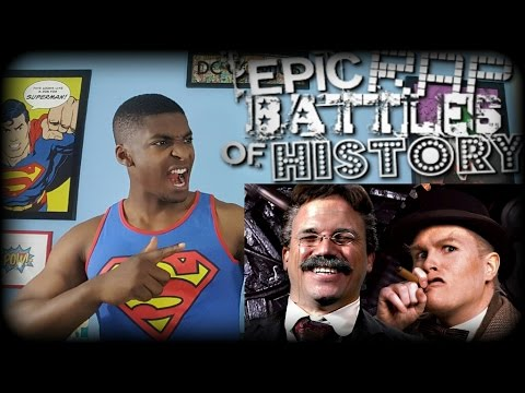 Theodore Roosevelt vs Winston Churchill: Epic Rapids Battles of History Reaction