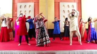 Swapnarika's sangeet dance 2016