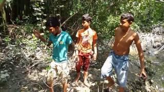 #Man vs Wild with Bangla Child Bear Grylls 2017#