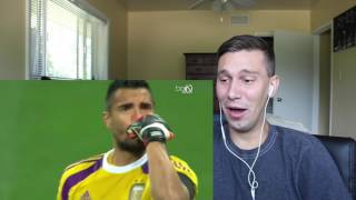 Penalty Shoot out  Netherlands vs Argentina  World Cup 2014 bein sport HD - Stop It Reactions