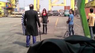 Bijli Movie Shooting.. Bobby, Misha saudsgor! Iftakhar chowdhury.