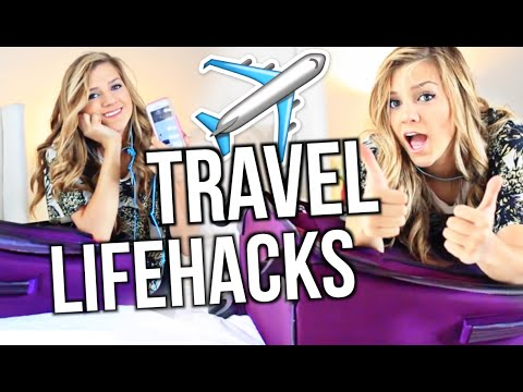 7 Travel Life Hacks You Never Knew Existed