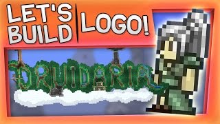 Terraria - Let's Build A Logo!