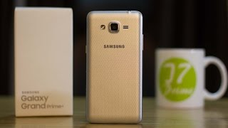 Samsung Galaxy Grand Prime Plus review - مراجعة سامسونج جراند برايم بلس