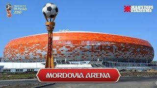 Mordovia Arena- Estadios Mundialistas   Copa Mundial de la FIFA Rusia 2018
