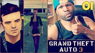 Grand Theft Auto III (GTA 3) Gameplay Walkthrough Part 1 - LOL the Ending