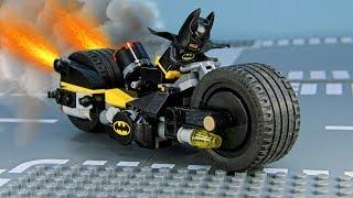 Lego Batman Building: Harley Quinn Build Gotham City Cycle Chase Part 3