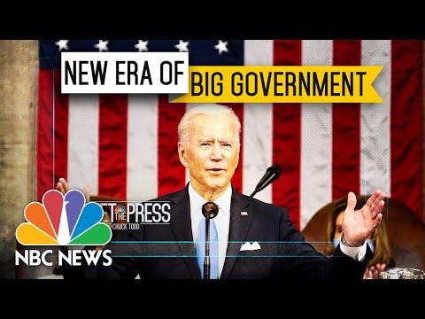 Meet The Press Broadcast Full May 2nd 2021 Meet The Press NBC News