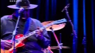 Magic Slim Live at SESC Vila Mariana - BRASIL [2010]