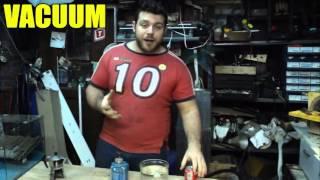 How to Make Tea with a bulb - Coffee Machine Vacuum Lightbulbs hd
