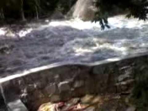 Tromba d água em Guapimirim. 09 03 08. By Fabrício Coxinha