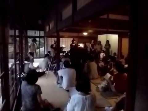 影絵(4)合唱