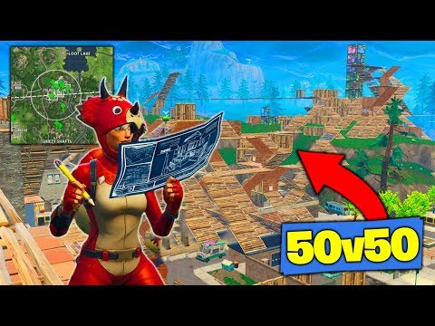 Xxx Mp4 What Happens When 50v50 ENDS IN TILTED TOWERS Fortnite Battle Royale 3gp Sex