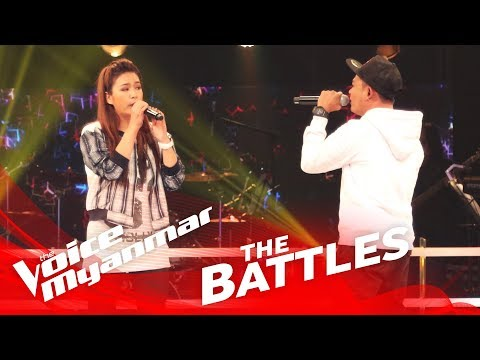 Xxx Mp4 Julia Htay Vs Woofer အမုန္းၿမိဳ႕သူ The Battles The Voice Myanmar 2018 3gp Sex
