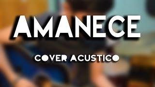 Amanece - Marco Barrientos (Cover Acustico por Martin Palacio)