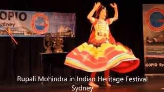 Rajasthani Dance by theThe Elegant Creation