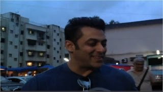 Salman Khan's Fitness Mantra