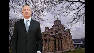 MILO DAJE SRPSKE SVETINJE NA KOSOVU ALBANCIMA!