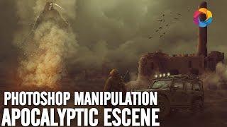 Post Apocalyptic - Photoshop Manipulation 2018