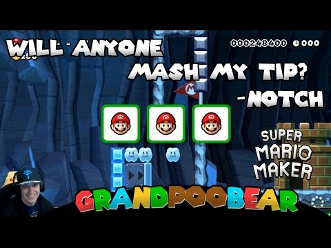 Xxx Mp4 Glitches And Hot Garbage 100 Man Super Expert Mario Maker 3gp Sex
