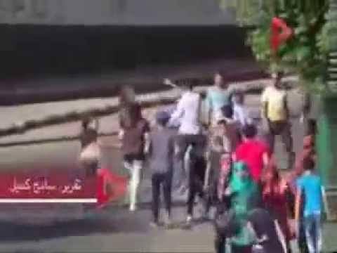 التحرش الجنسي ومعاكسة البنات في مصر.