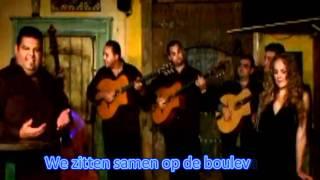 KARAOKE - MOOIE BLAUWE OGEN - DJANGO WAGNER [HD]