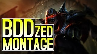 BDD Zed Montage - The Son of Zed