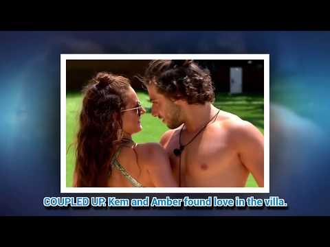 Xxx Mp4 Love Island Winner Amber Davies Drops XXX Rated Sex Secrets 3gp Sex