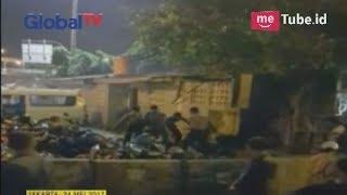 Video Detik Detik Ledakan Bom Bunuh Diri di Kampung Melayu - BIP 25/05