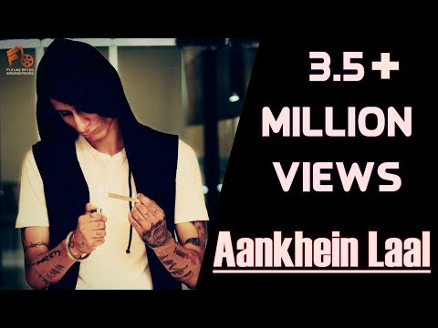 Xxx Mp4 Aankhein Laal 1RAJ Official Video Latest Hindi Rap Song 2017 3gp Sex