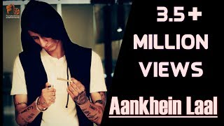 Aankhein Laal - The Weed Anthem | 1RAJ | Official Music Video | Latest Hindi Rap song | 2017