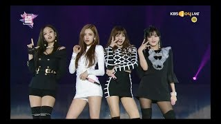 BLACKPINK - INTRO +  '마지막처럼 (AS IF IT'S YOUR LAST)' in 2018 Seoul Music Awards