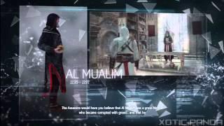 Assassin's Creed Rogue: Al Mualim Inspiration Video Profile