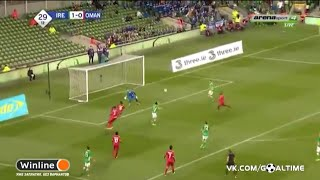 Ireland vs Oman 4-0 •All Goals and Highlights •Friendly Match 31/08/2016 HD