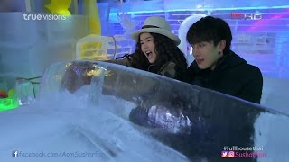 AoMike - Full House Thai  Funny Moments (Part 2)  Aom Sushar  - Mike D Angelo