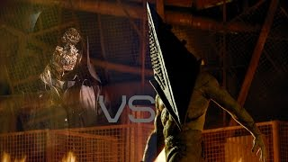 The Boogeyman vs Pyramid Head – Masters Horror Battle 1 СЕЗОН 1 БИТВА