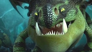 """""""Scary Dragons"""" HOW TO TRAIN YOUR DRAGON 2 Movie Clip"""